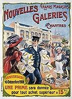 Nouvellesギャラリーヴィンテージポスターフランス 16 x 24 Giclee Print LANT-59938-16x24