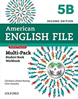 American English File 5 Multipack B: With Online Practice and Ichecker