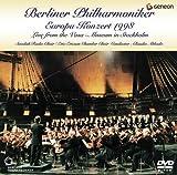 ベルリン・フィル・ヨーロッパ・コンサート1998 ヴァーサ号博物館のアバド