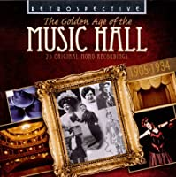 Golden Age of Music-Hall