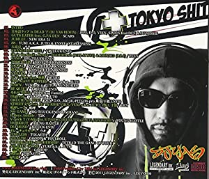 A+ Tokyo Shit mixed by DJ YAS