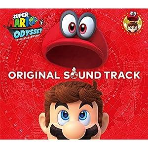 【Amazon.co.jp限定】スーパーマリオ オデッセイ オリジナルサウンドトラック (オリジナルマスキングテープ付)