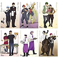 Culture Festival of most lottery Kuroko's Basketball miracle! Last one Prize Poster Set