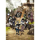 【Amazon.co.jp限定】ブラッククローバー Chapter V (描き下ろし絵巻バスタオル「アスタ・ユノ・ヤミ・ノエル集合ver.」付) [DVD]