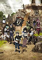 【Amazon.co.jp限定】ブラッククローバー Chapter III (描き下ろし絵巻バスタオル「ヤミ」付) [Blu-ray]