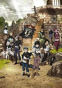 【Amazon.co.jp限定】ブラッククローバー Chapter V (描き下ろし絵巻バスタオル「アスタ・ユノ・ヤミ・ノエル集合ver.」付) [Blu-ray]