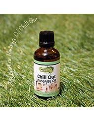 貴重なローズウッドを、たっぷり配合しました。 アロマ ナチュラル マッサージオイル 50ml チルアウト(Aroma Massage Oil Chill Out)