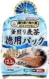 伊勢惣 釜煎り麦茶徳用パック55P 12.5g×55P