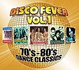 ディスコ フィーヴァー 1 アラベスク ジンギスカン ボーイズ・タウン・ギャング ( CD2枚組 ) 2CD-329