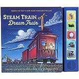 Steam Train, Dream Train Sound Book: (Sound Books for Baby, Interactive Books, Train Books for Toddlers, Children's Bedtime S