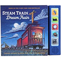 Steam Train, Dream Train Sound Book
