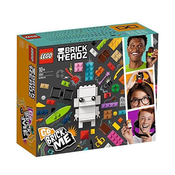 レゴ(LEGO) ブリックヘッズ ブリックヘッズ...の商品画像