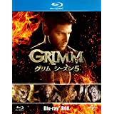 GRIMM/グリム シーズン 5 Blu-ray BOX(Blu−ray Disc)