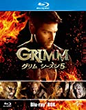 GRIMM/グリム シーズン5 ブルーレイBOX[Blu-ray/ブルーレイ]