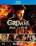 GRIMM/グリム シーズン5 ブルーレイBOX[Blu-ray]