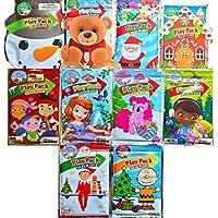 クリスマスRareデラックスPlayパックギフトセットfeaturingクリスマスClassics、ジェイクNeverland Pirates , Sofia the First , My Little Pony , Peanuts