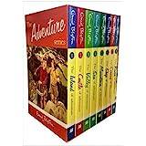 Enid Blyton Adventure Series Set Collection - 8 books