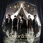 Color&Play(初回限定盤)(DVD付)(在庫あり。)