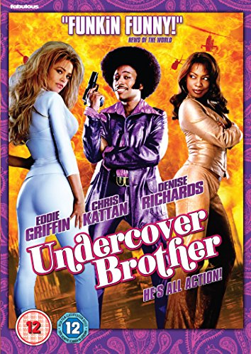 Undercover Brother [Import anglais]