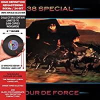 TOUR DE FORCE - Deluxe CD-vinyl replica, Cardboard Jacket, Import | Collector's Edition by 38 Special