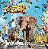 卓上 世界の果てまでイッテQ! カレンダープロジェクト2020