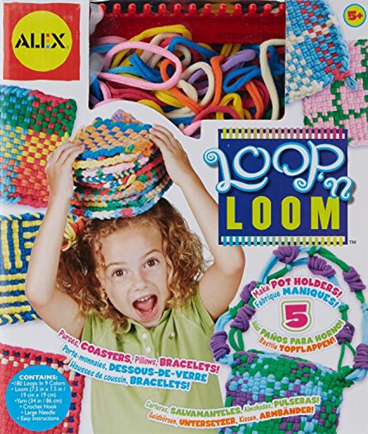 ALEX Toys Craft Loop N Loom [並行輸入品]