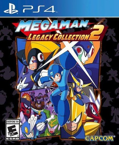 Entertainment(World) Mega Man Legacy Collection 2 (輸入版:北米) - PS4