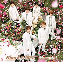 Lover's Delight♪King & PrinceのCDジャケット