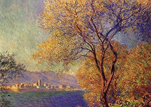 [해외]DX 포스터 클로드 모네의 아트 포스터 Claude Monet/DX Posters Claude Monet Art Posters Claude Monet
