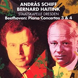 Beethoven: Pno Ctos Nos 3 & 4
