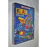 クラックス KLAX MD 【メガドライブ】
