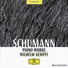ヴィルヘルム・ケンプ独奏 Schumann: Piano Works(4枚組)のAmazonの商品頁を開く