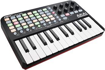 Akai Professional USB MIDIキーボードコントローラー Ableton Live Lite付属 APC KEY 25