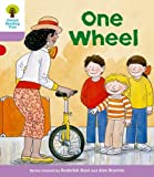 Oxford Reading Tree: Level 1+: More First Sentences B: One Wheel