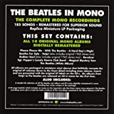 The Beatles In Mono 画像