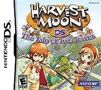 Harvest Moon: The Tale of Two Towns - ハーベストムーン ザ テール オブ トゥ タウン (Nintendo DS 海外輸入北米版)