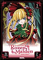 Rozen Maiden Complete Collection [DVD] [Import]