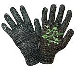 (GLIDER gloves) グライダーグローブ イングレス 公式ライセンス タッチスクリーングローブ スマホ対応手袋 (L, 緑(エンライテンド))