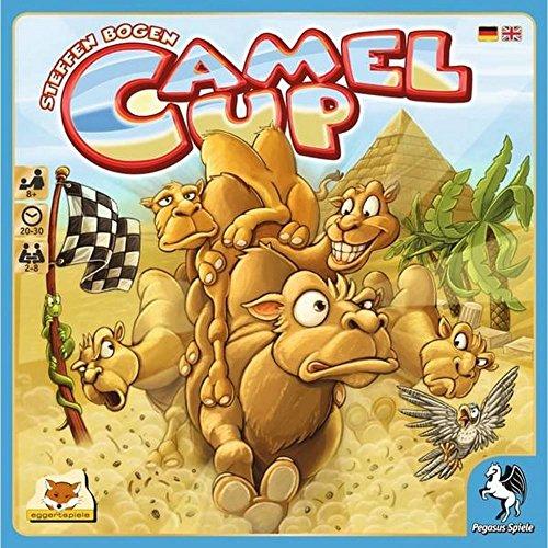 Plan B Games PBGESG50030 Camel up