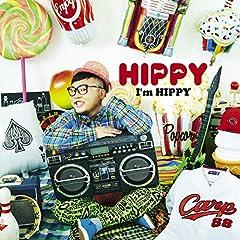 ジョークまじりの I LOVE U♪HIPPYのCDジャケット