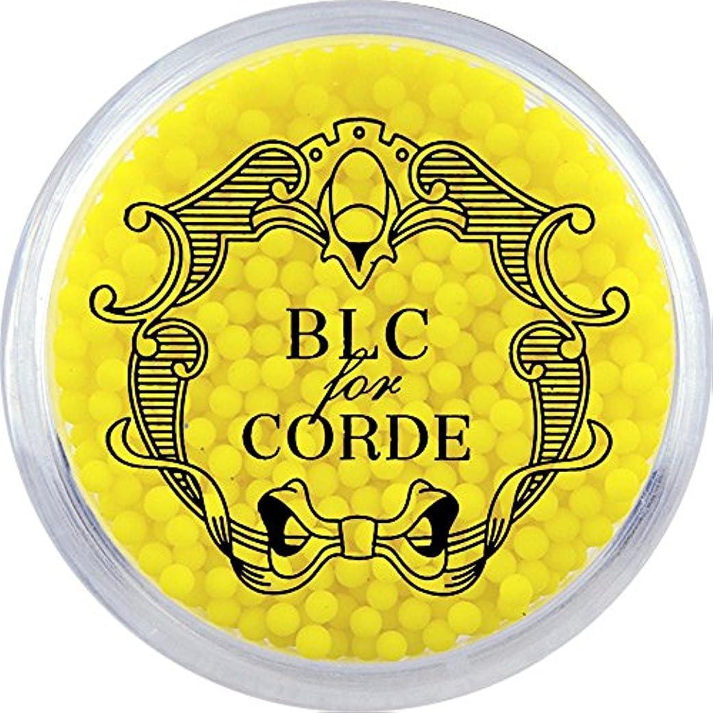 フィットネス地下室優勢BLC FOR CORDE ガラスブリオン イエロー