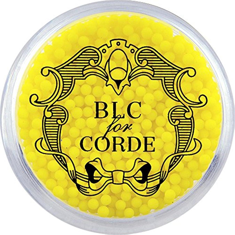 リンケージ墓日食BLC FOR CORDE ガラスブリオン イエロー