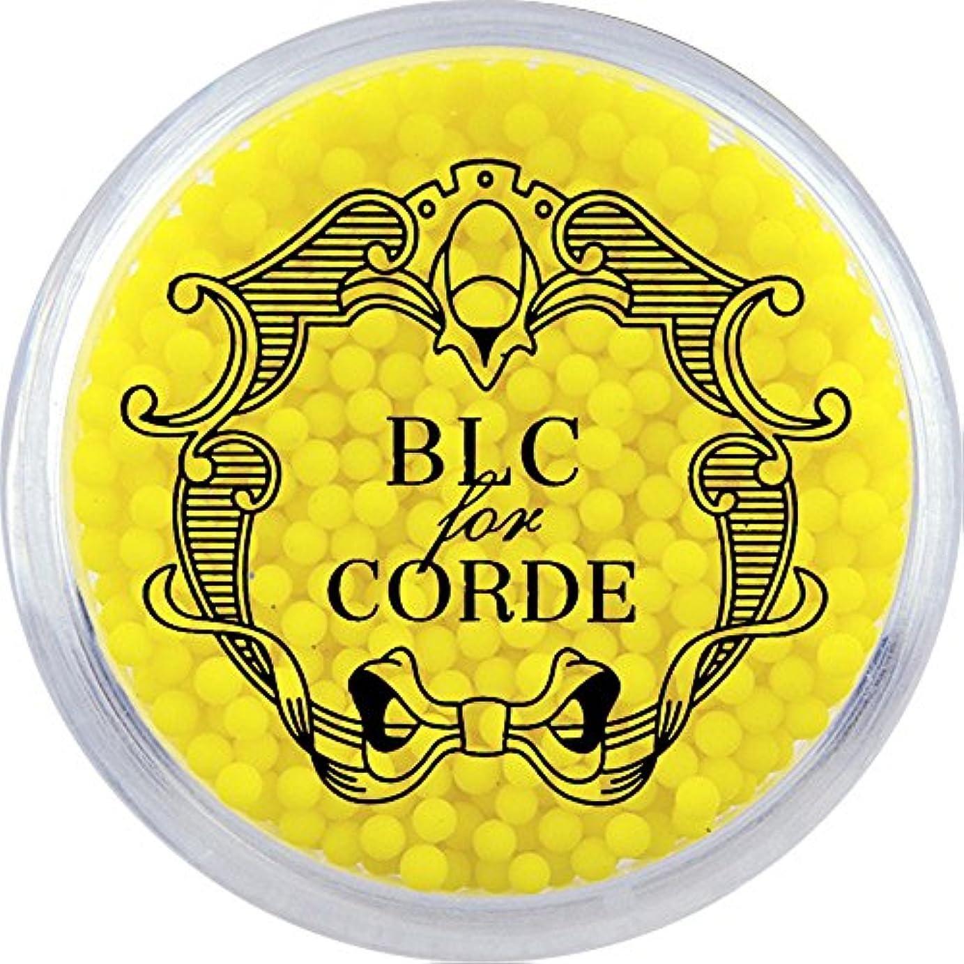 震えコントローラ誰がBLC FOR CORDE ガラスブリオン イエロー