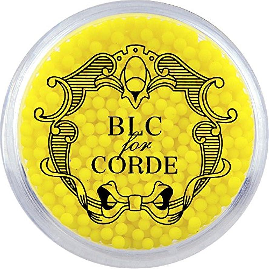 ダイエット矩形参加者BLC FOR CORDE ガラスブリオン イエロー