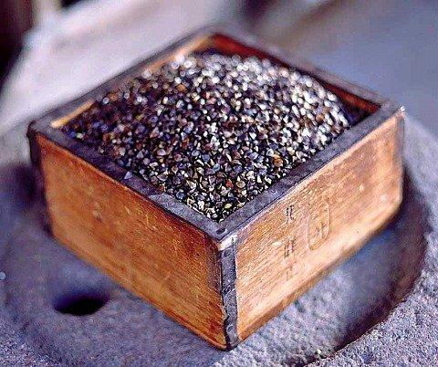 大西製粉 国内産 玄そば (磨き 石抜き) 22.5kg 紙袋 令和元年産
