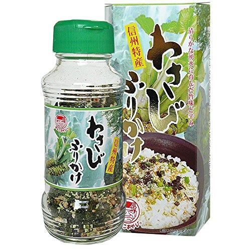 山葵ふりかけ 瓶 70g
