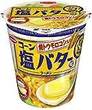エースコック じわとろ コーン塩バター味ラーメン 90g×12個