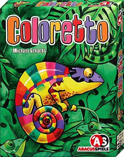 コロレット (Coloretto: 10周年記念版) [並行輸入品] カードゲーム