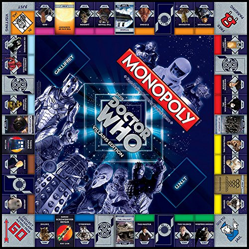 『Monopoly: Doctor Who Villains Edition』の2枚目の画像