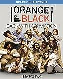 Orange Is the New Black Season 2/ [Blu-ray] [Import]